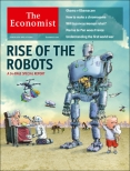 Rise of the robots, The Economist cover 29th March 2014