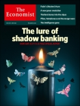 The lure of shadow banking, The Economist cover 10th May 2014