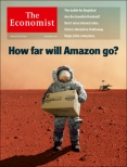 How far will Amazon go?, The Economist cover 21st June 2014