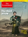 The third arrow, Economist cover 28th June 2014