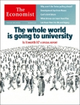 The world is going to university