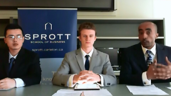 Sprott School Of Business - Sprott School of Business, Carleton University | The Economist - Kyle is a third year finance student at the Sprott School of Business, aspiring to   be… Read more ». ×. Kyle Stolys. Kyle is a third year finance student at the Sprott   ...