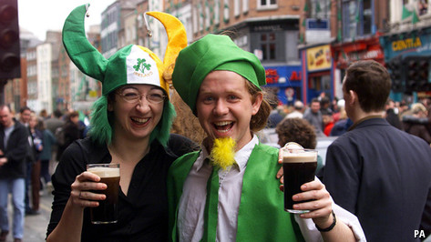 Just how Irish is Guinness?