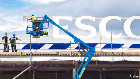 Tescopoly no more