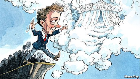 The Rand Paul bubble