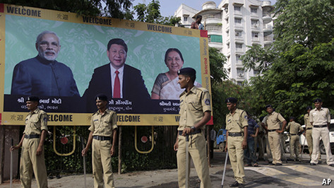 India-China relations
