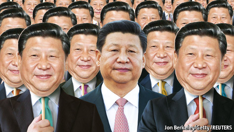 Xi who must be obeyed
