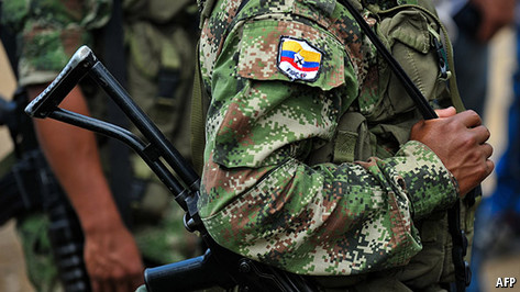 Colombia's enduring conflict