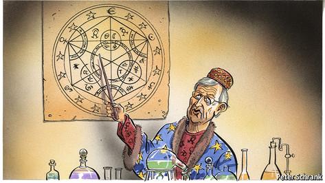 Europe's great alchemist