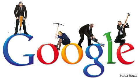 Breaking up Google