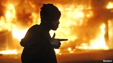 The fury of Ferguson