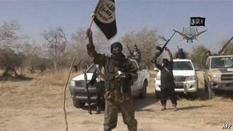 Africa's Islamic State