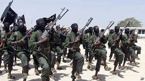 Shabab's threat to the West