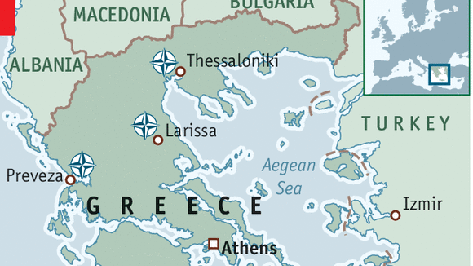 Strategic Greece