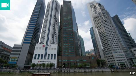 Singapore's success