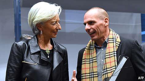 Crisis in Greece... again