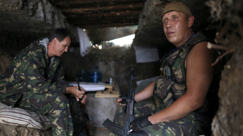 Who Ukraine's rebels are