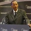 Kagame plays a straight bat