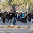 Turmoil in Tunis