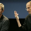 Steve Jobs leaves the building, again