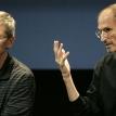 Steve Jobs leaves the building, again