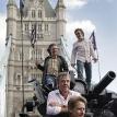 The BBC's Mexican publicity stunt