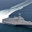 Small is the new big in naval shipyards