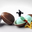 The secrets of the Kinder egg-maker