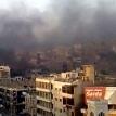 Hama is hit again