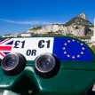 Why is Gibraltar a British territory?