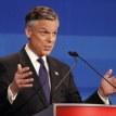 Whose side are you on, Jon Huntsman?