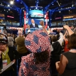 Live-blogging the Democratic convention