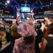 Live-blogging the Democratic convention