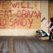 The politics of Hurricane Sandy