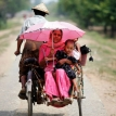 Myanmar on the move