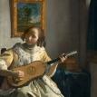 Vermeer via Bowie