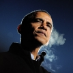 Barack Obama wrestles with ghosts at his last ever campaign rally