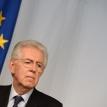 Mario Monti's resignation