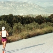 The lunacy of the long-distance runner