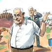 Which way for Binyamin Netanyahu?
