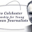 Nico Colchester journalism fellowship