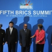 Why is South Africa included in the BRICS?
