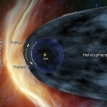 Has Voyager 1 left the solar system?