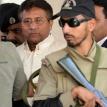 Musharraf interrupted