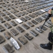 Why is less cocaine coming from Colombia?