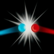 How does antimatter differ from matter?
