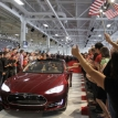 Tesla recharges the battery-car market