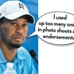 What Tiger should say