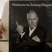 Mr Steinbrück gives the finger