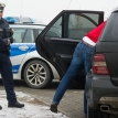 Car-theft epidemic at the border with Poland